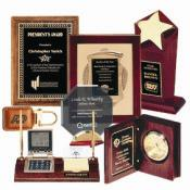 Plaques, Awards & Recognition